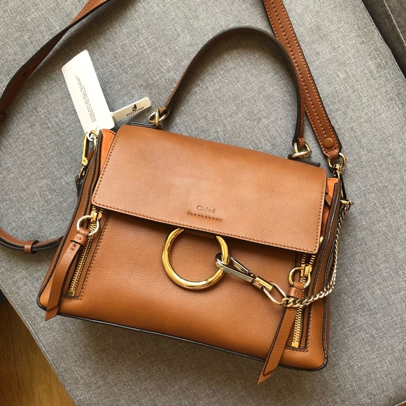 a0fb7c29881 Chloe Bags | New With Tags Faye Day Bag | Poshmark